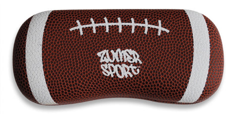 Football Eyeglass Case