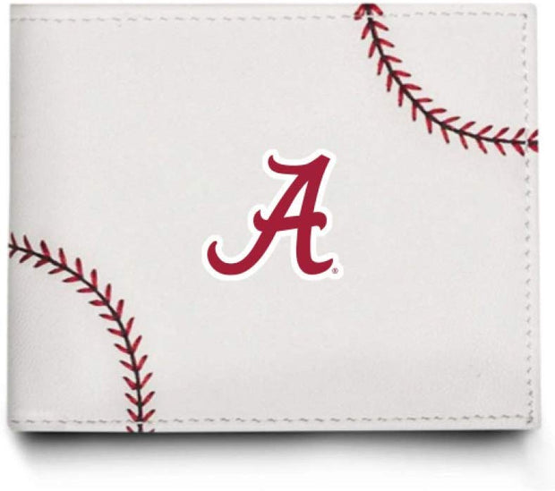 Alabama Crimson Tide Baseball Men's Wallet