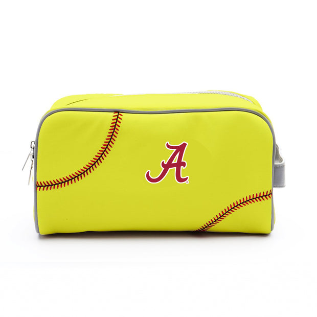 Alabama Crimson Tide Softball Toiletry Bag