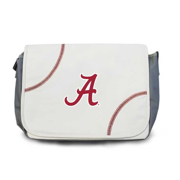 Alabama Crimson Tide Baseball Messenger Bag