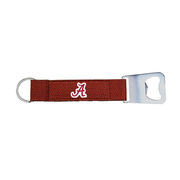 Alabama Crimson Tide Basketball Bottle Opener