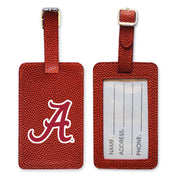 Alabama Crimson Tide Basketball Luggage Tag
