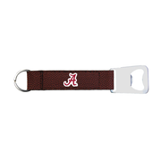 Alabama Crimson Tide Football Bottle Opener