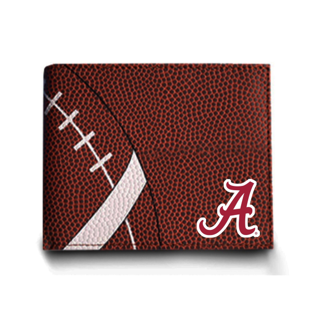 Alabama Crimson Tide Football Men's Wallet