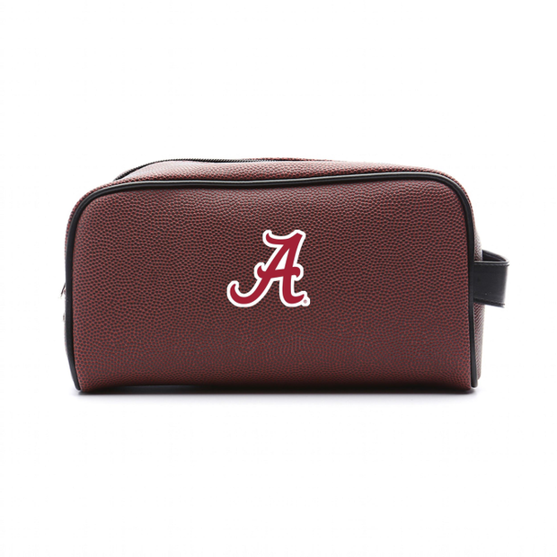 Alabama Crimson Tide Football Toiletry Bag