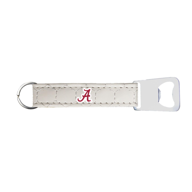 Alabama Crimson Tide Soccer Bottle Opener