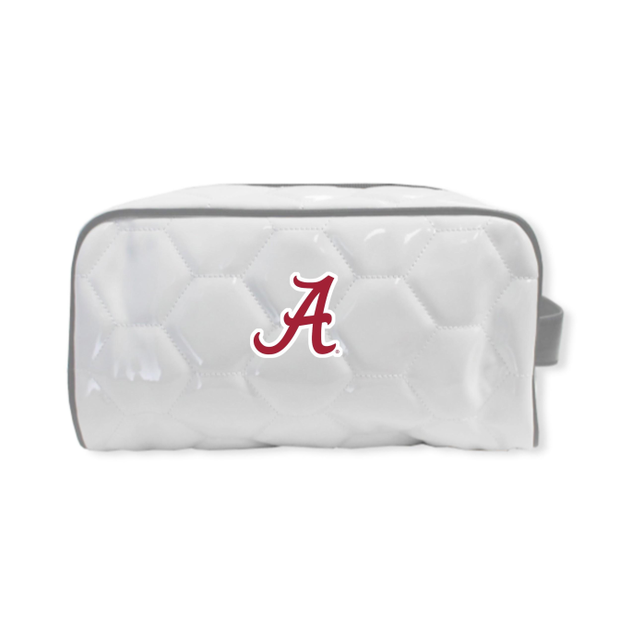Alabama Crimson Tide Soccer Toiletry Bag