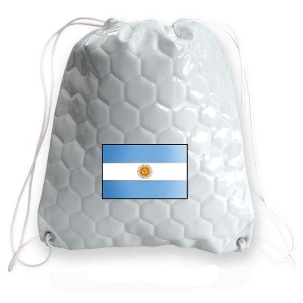Argentina Soccer National Team Drawstring Cinch Bag