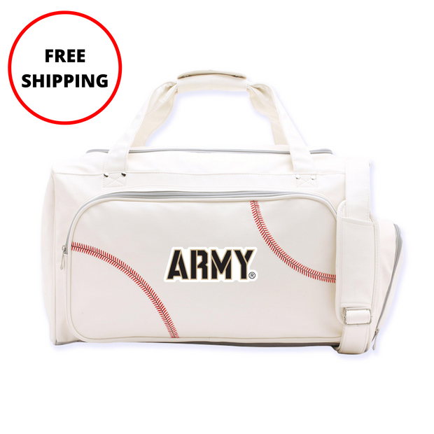 Army Baseball Duffel Bag