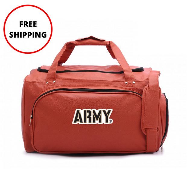 Army Basketball Duffel Bag
