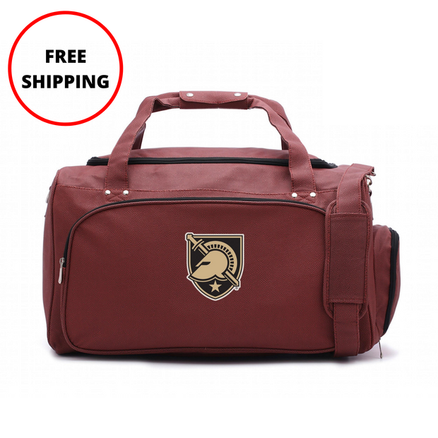 Army Black Knights Football Duffel Bag