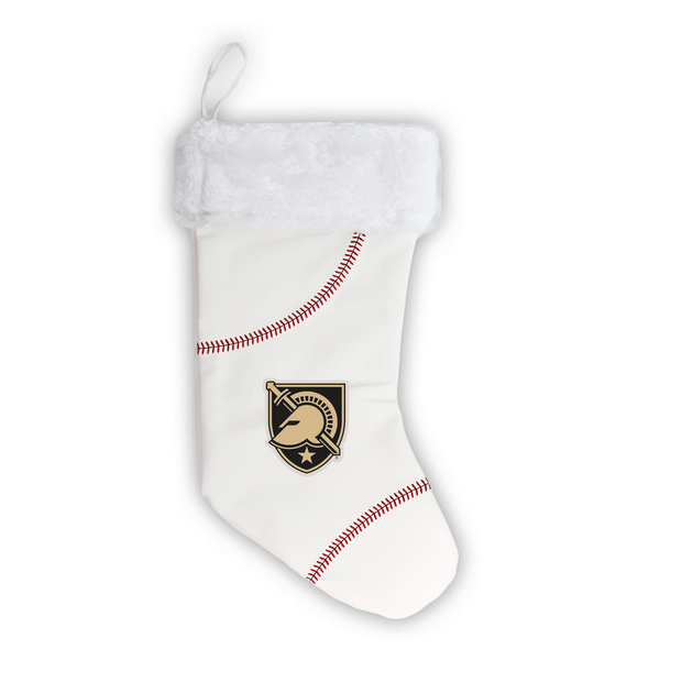 "Army Black Knights 18"" Baseball Christmas Stocking"