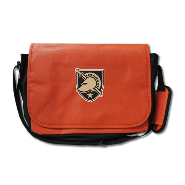 Army Black Knights Basketball Messenger Bag