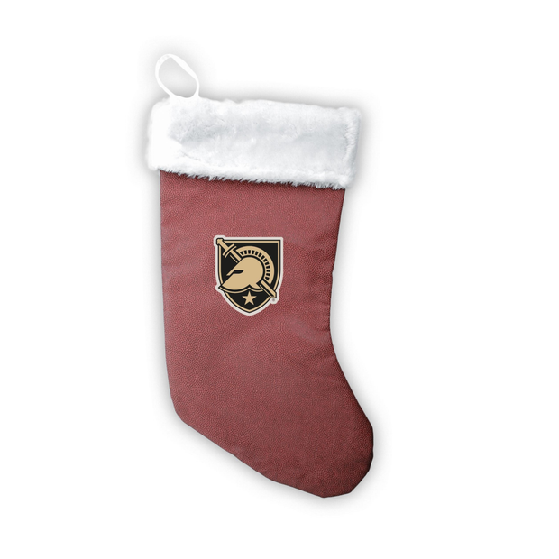 "Army Black Knights 18"" Football Christmas Stocking"