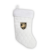 "Army Black Knights 18"" Soccer Christmas Stocking"