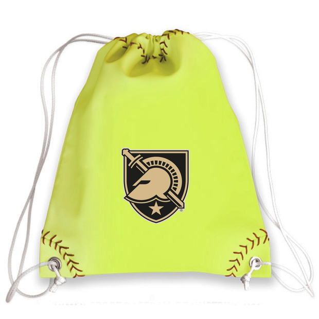 Army Black Knights Softball Drawstring Bag