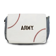 Army Baseball Messenger Bag
