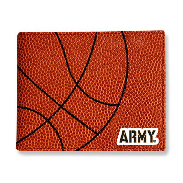 Army Basketball Men's Wallet