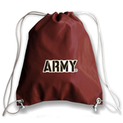 Army Football Drawstring Bag
