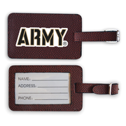 Army Football Luggage Tag