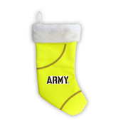 "Army 18"" Softball Christmas Stocking"