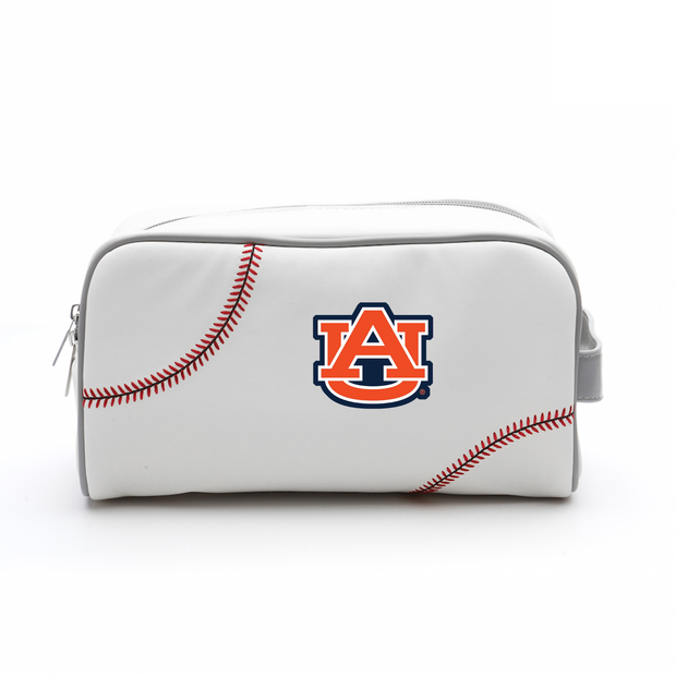Auburn Tigers Baseball Toiletry Bag