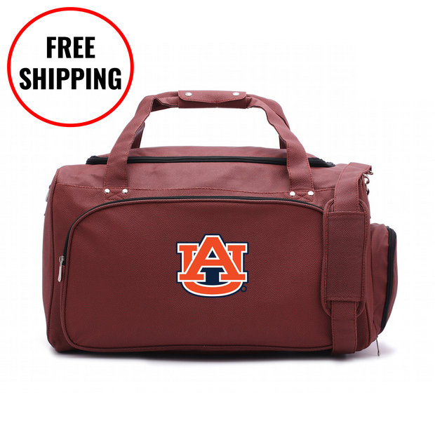 Auburn Tigers Football Duffel Bag