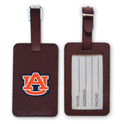 Auburn Tigers Football Luggage Tag