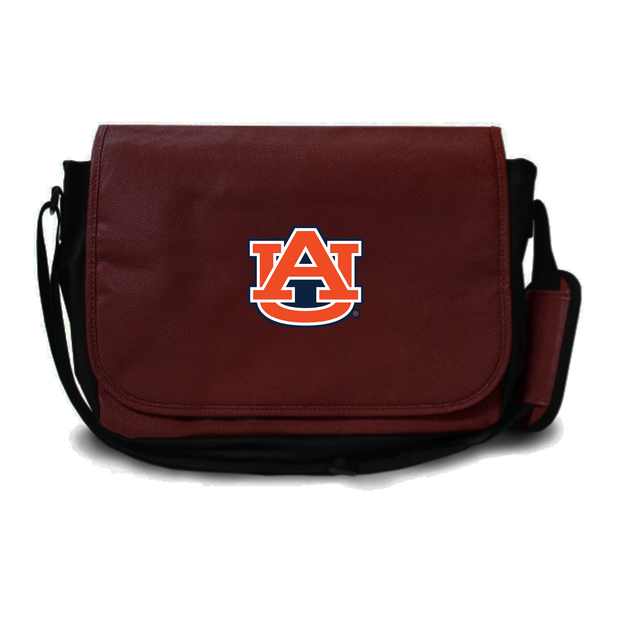 Auburn Tigers Football Messenger Bag