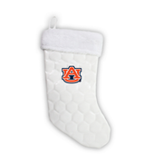 "Auburn Tigers 18"" Soccer Christmas Stocking"