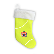 "Auburn Tigers 18"" Tennis Christmas Stocking"