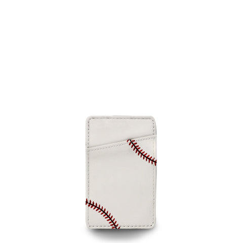 money clip that looks like a baseball