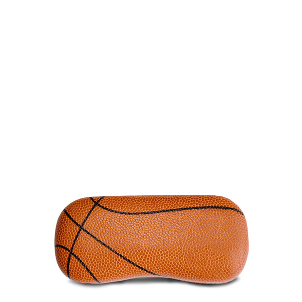 glasses case that looks like a basketball
