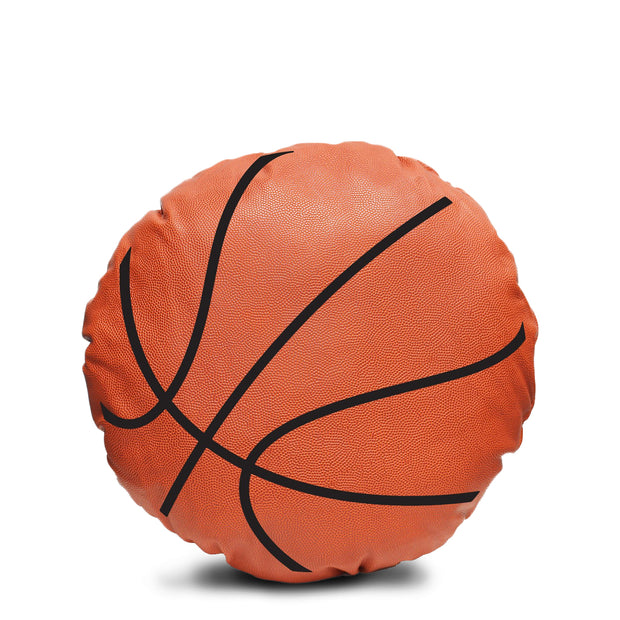pillows that look and feel like a basketball