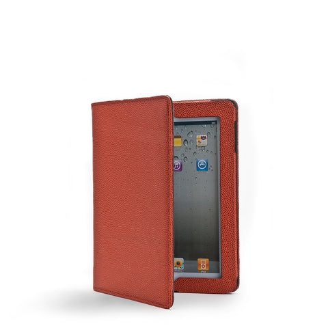 ipad cover that looks and feels like a basketball