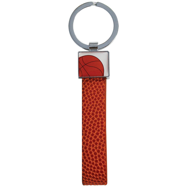 basketball fan gift key chain for kids