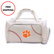 Clemson Tigers Baseball Duffel Bag