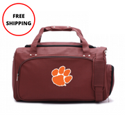 Clemson Tigers Football Duffel Bag