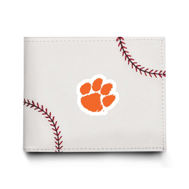 Clemson Tigers Baseball Men's Wallet