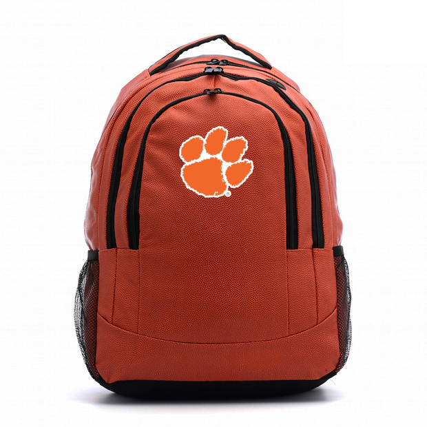 Clemson Tigers Basketball Backpack