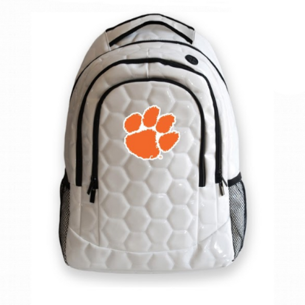 Clemson Tigers Soccer Backpack