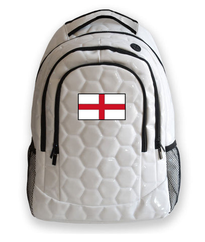 England National Pride Soccer Backpack