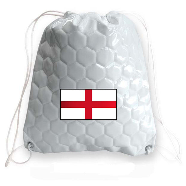 England soccer national team drawstring cinch bag