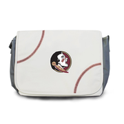 Florida State Seminoles Baseball Messenger Bag