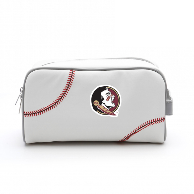 Florida State Seminoles Baseball Toiletry Bag