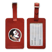 Florida State Seminoles Basketball Luggage Tag