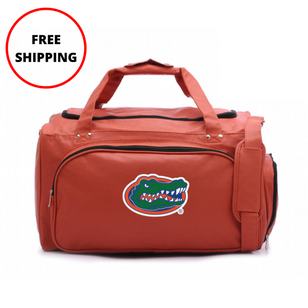 Florida Gators Basketball Duffel Bag
