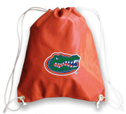 Florida Gators Basketball Drawstring Bag