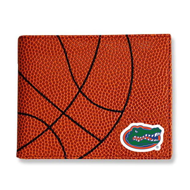 Florida Gators Basketball Men's Wallet