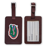 Florida Gators Football Luggage Tag